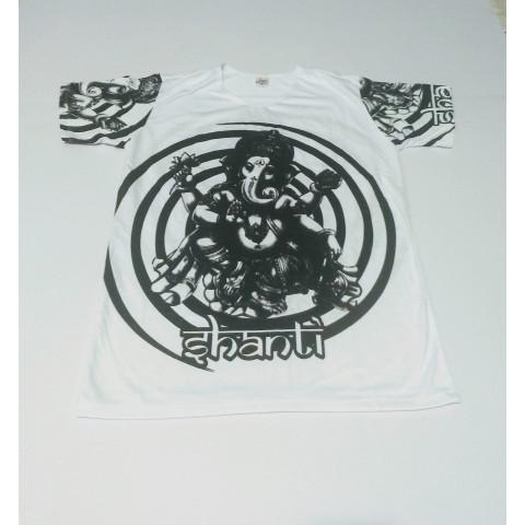 JA089 - Camiseta Branca (Shanti)