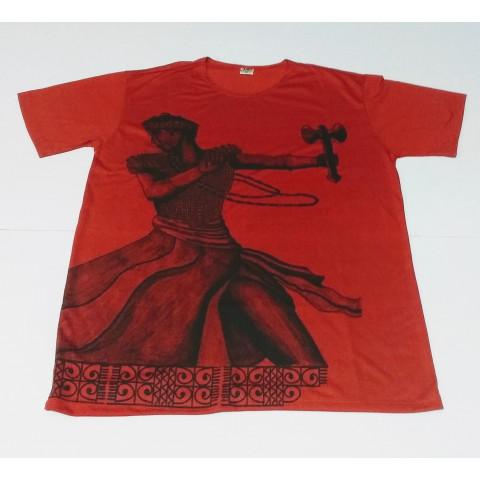 JA099 - Camiseta Vermelha (Xangô)