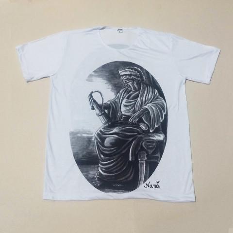 Ja131 - Camiseta Branca (Nanã)