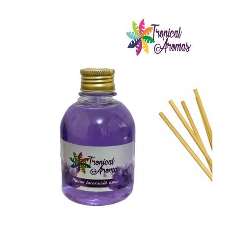 TA6056 - Aromatizador Líquido (Tropical Aromas) - Flor de Jacaranda