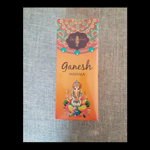 0463 - Incenso Massala Krishna Love Ganesh