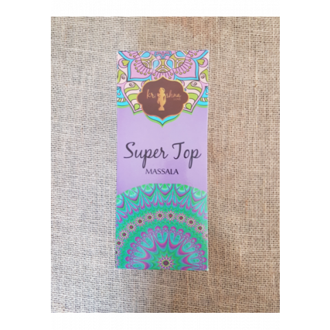 0413 - Incenso Massala Krishna Love Super Top