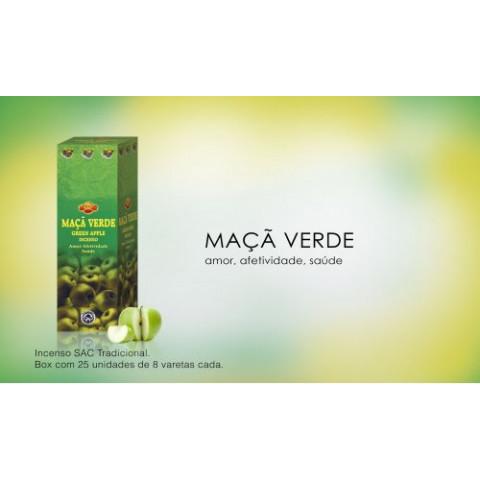 0247 - Incenso SAC Maçã Verde