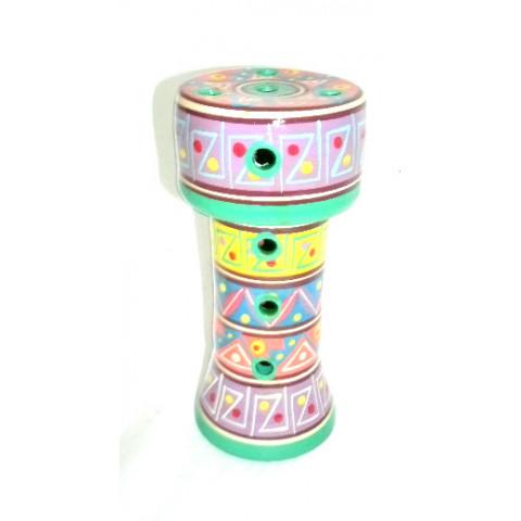MC3030 - Incensário Cerâmica Peruana Torre
