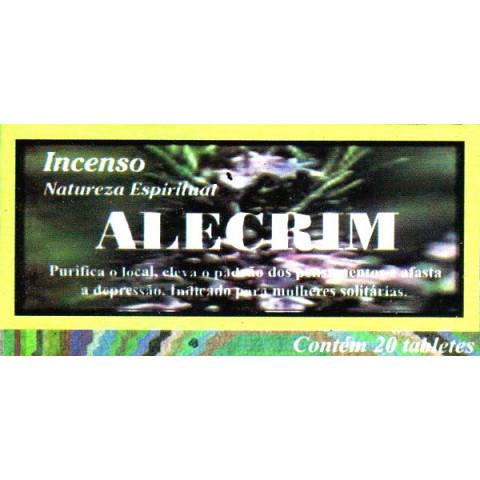 NE0400-24 - Defumador Natureza Espiritual (Alecrim)
