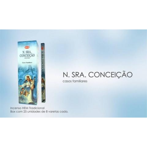 1399 - Incenso Hem Nossa Senhora da Conceição