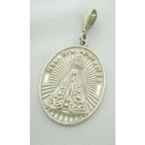 PI199 - Pingente Nossa Senhora Aparecida Oval