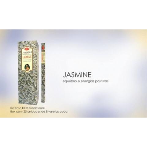 1344 - Incenso Hem Jasmin