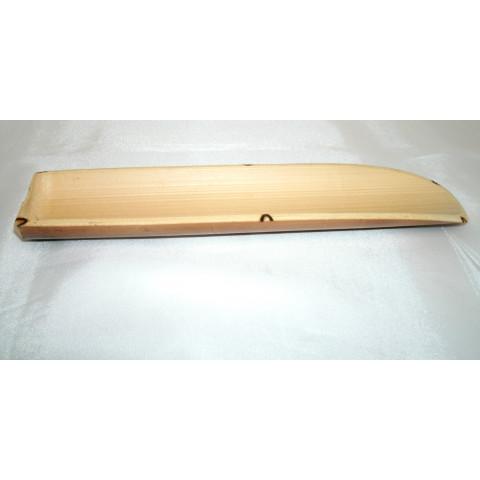 RC3419-02 - Incensário Canaleta Bamboo Simples