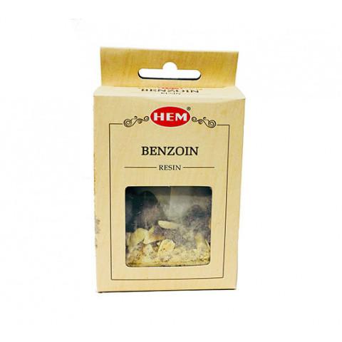 1420-37 - Resina de Incenso Hem Benzoin 30g