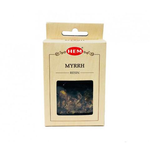 1420-34 -Resina de Incenso Hem Myrrh 30gr