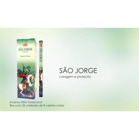 1395 - Incenso Hem São Jorge
