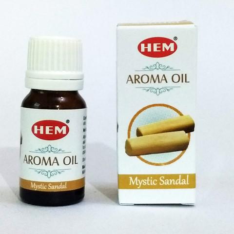 1420-16 - Hem Aroma Oil - Mystic Sandal 10ml