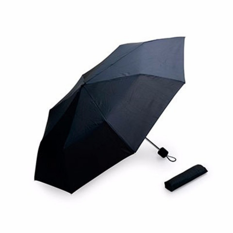 GC-1020B - Guarda Chuva Retrátil Preto