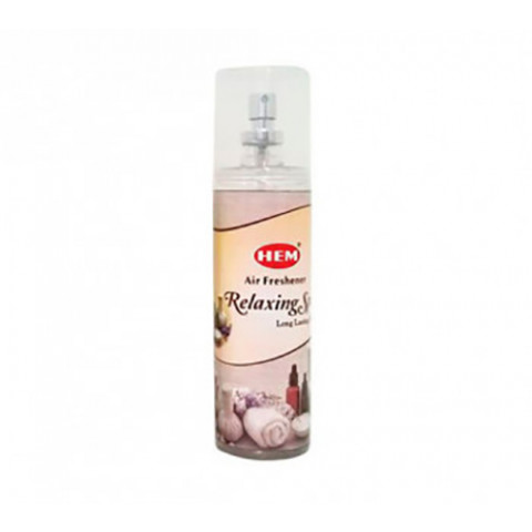 1420-25 - Spray Aromatizador Hem - Relaxing Spa 200ml