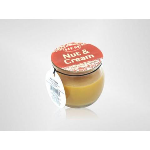 HV4000 - Vela Aromática Hem Nut & Cream (Nozes e Creme)