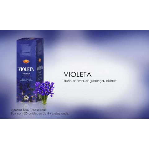 0272 - Incenso SAC Violeta