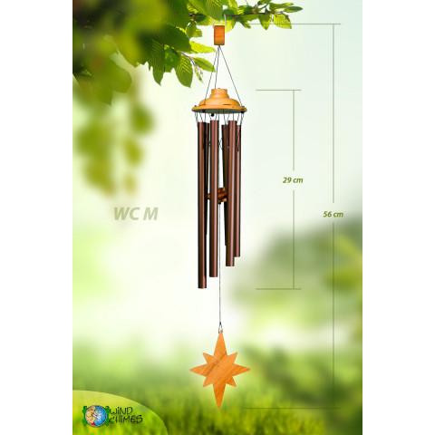 WCM - Sino Metal Madeira (M)