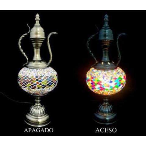 CPA300099102 - Abajur Turco YMA95-15 Color