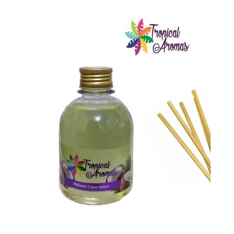 TA6102 - Aromatizador Líquido (Tropical Aromas) - Coco Tropical