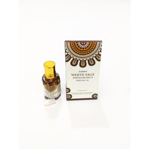 3212-04 - Óleo Perfumado Goloka White Sage (Sálvia Branca) 10ml