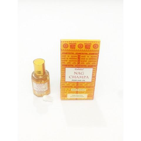 3212-06 - Óleo Perfumado Goloka Nag Champa 10ml