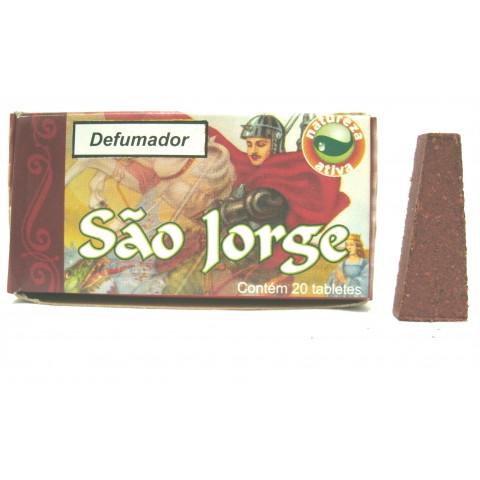 NE0399 - Defumador Natureza Espiritual (São Jorge)