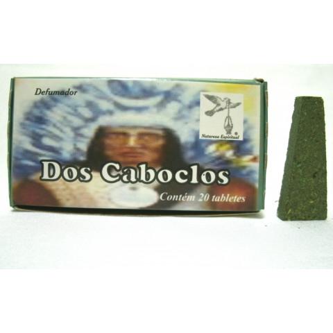NE0400-06 - Defumador Natureza Espiritual (Dos Caboclos)