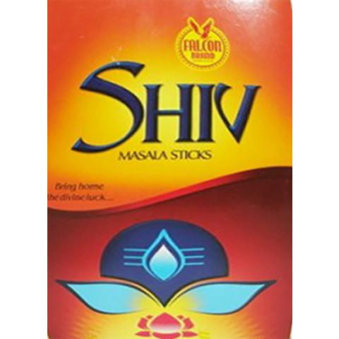 0229 - Incenso Falcon Brand Massala Shiv