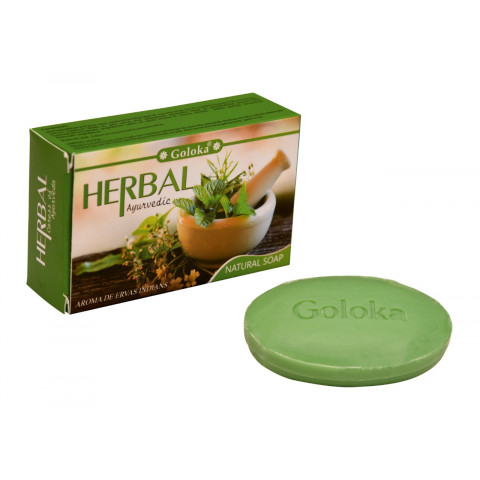 MH2076 - Sabonete Goloka Herbal