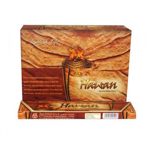 1630 - Incenso Massala Hawan Natural