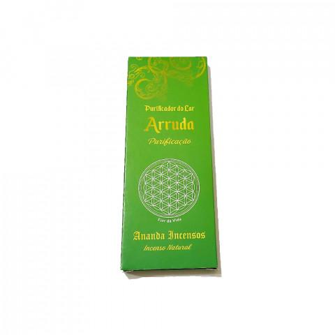 1363 - Incenso Ananda Purificador do Lar - Arruda