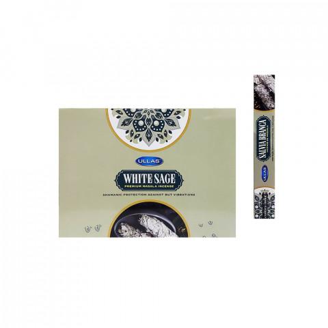 4801 - Incenso Massala Ullas White Sage