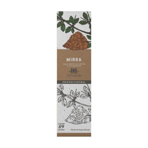 1547 - Incenso Nirvana Mirra