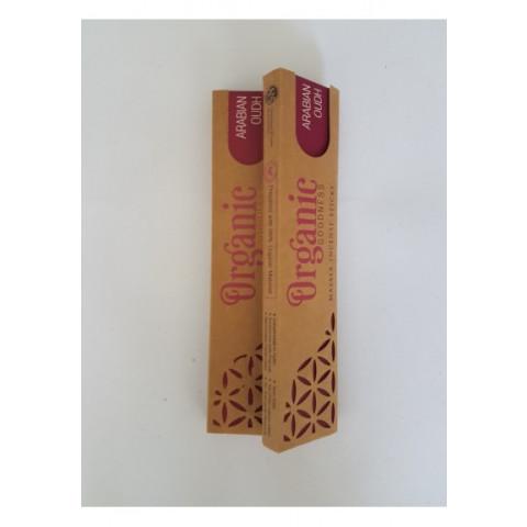0812 - Incenso Massala Organic Arabian Oudh