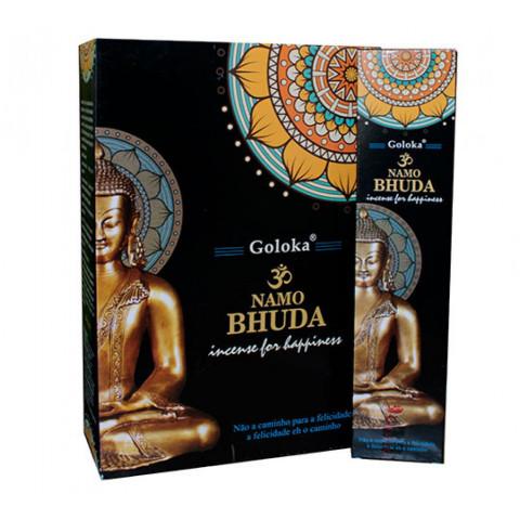 0533 - Incenso Massala Goloka Bhuda