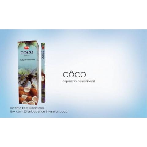 1229 - Incenso Hem Coco