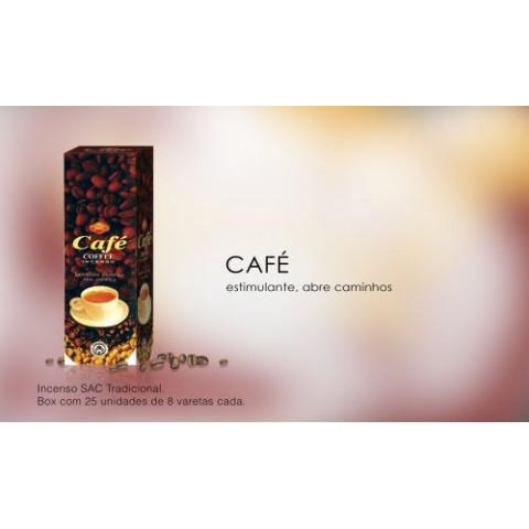 0295 - Incenso SAC Café