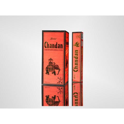 17126 -  Incenso Massala Balaji Chandan