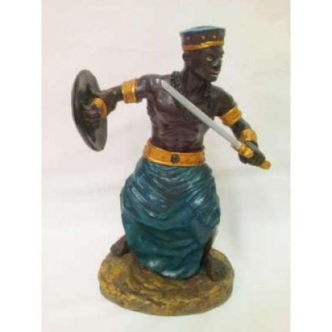 CPA020119479 - Orixa Africano Ogum