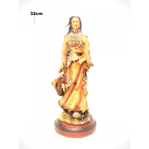 CPA500269323 - India em Pé YS25534