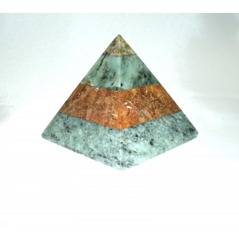 FA004-01 - Pirâmide Pedra Sabão (P)