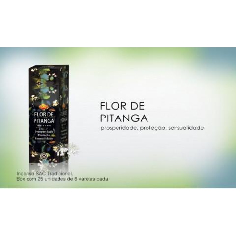 0298 - Incenso SAC Flor de Pitanga