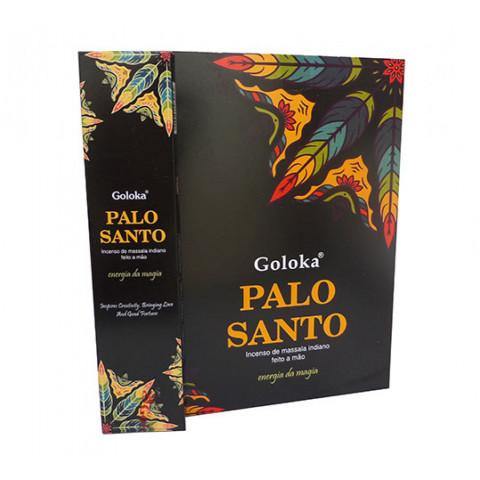 0796 - Incenso Goloka Palo Santo