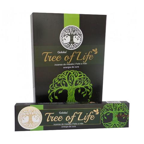0794 - Incenso Goloka Tree Of Life