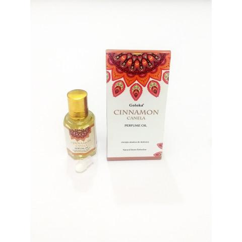 3212-03 - Óleo Perfumado Goloka Cinnamon 10ml
