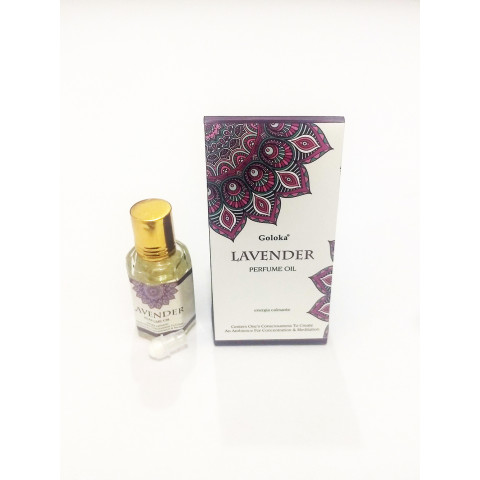 3212-13 - Óleo Perfumado Goloka Lavender 10ml