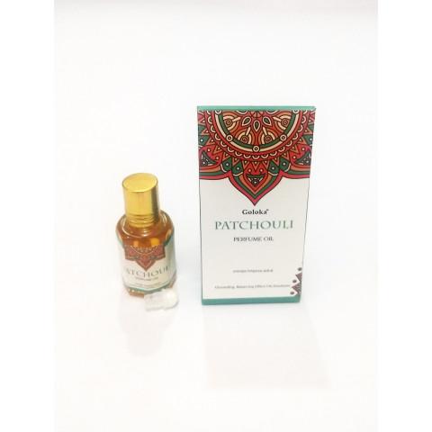 3212-09 - Óleo Perfumado Goloka Patchouli 10ml