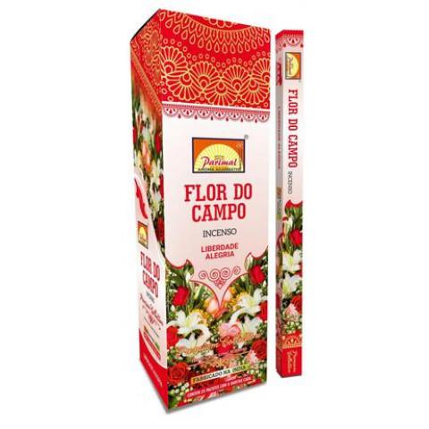 1109 - Incenso Parimal Flor do Campo