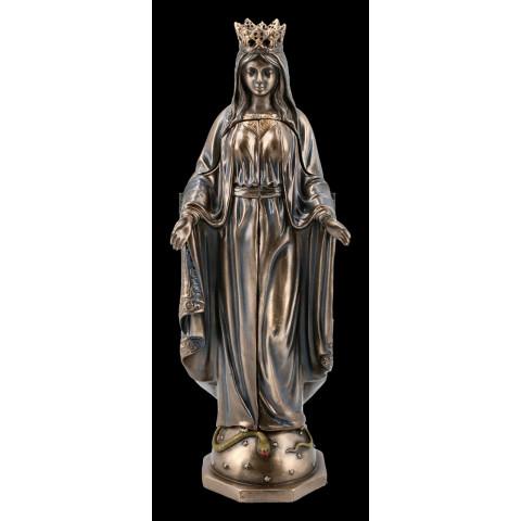 CPA041409234 - Nossa Senhora das Graças Bronzeada (Vira Oratório)